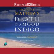 Death in a Mood Indigo Audiobook, by Francine Mathews