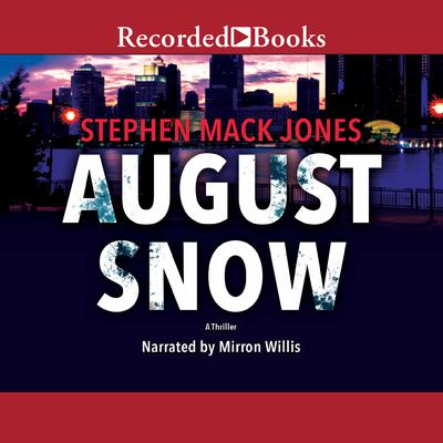 August Snow Audiobook, by