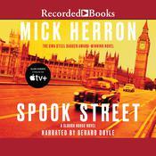 Spook Street Audiobook, by Mick Herron