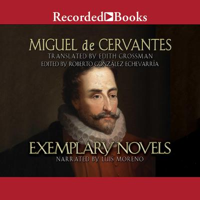 Exemplary Novels Audiobook, by Miguel de Cervantes