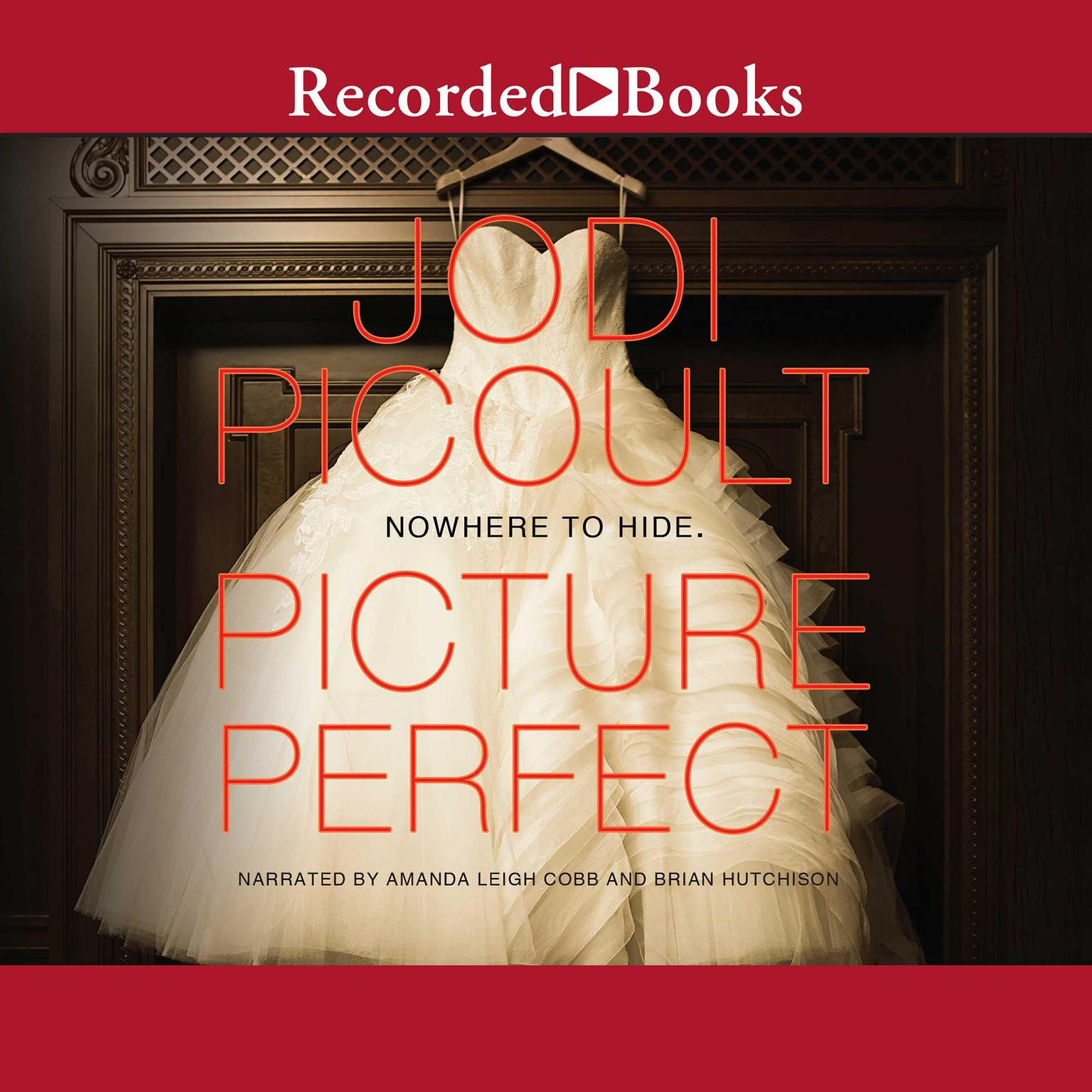 Printable Picture Perfect Audiobook Cover Art