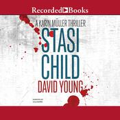 Stasi Child Audiobook, by David Young