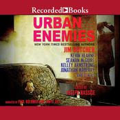 Urban Enemies Audiobook, by Joseph Nassise