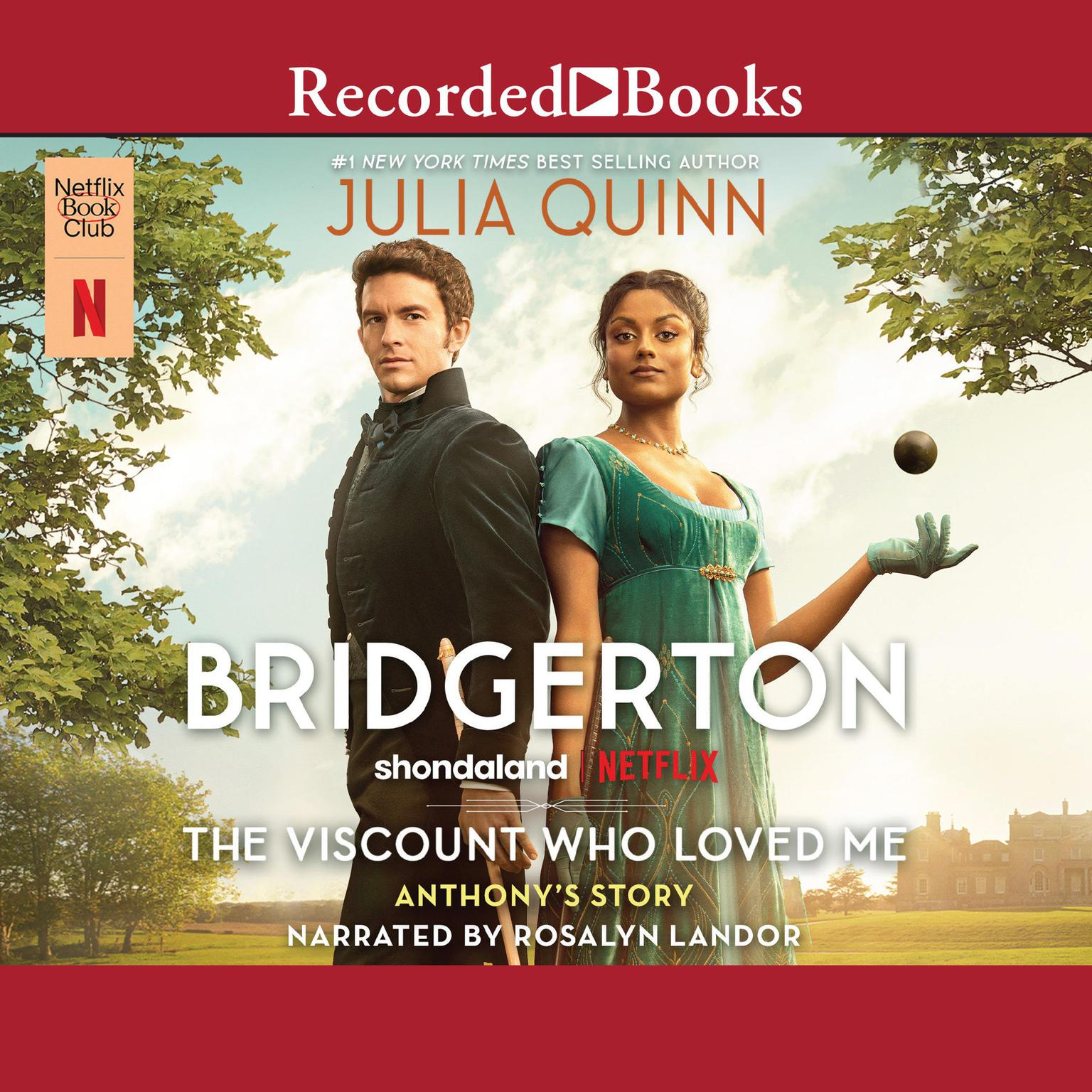 Printable The Viscount Who Loved Me Audiobook Cover Art