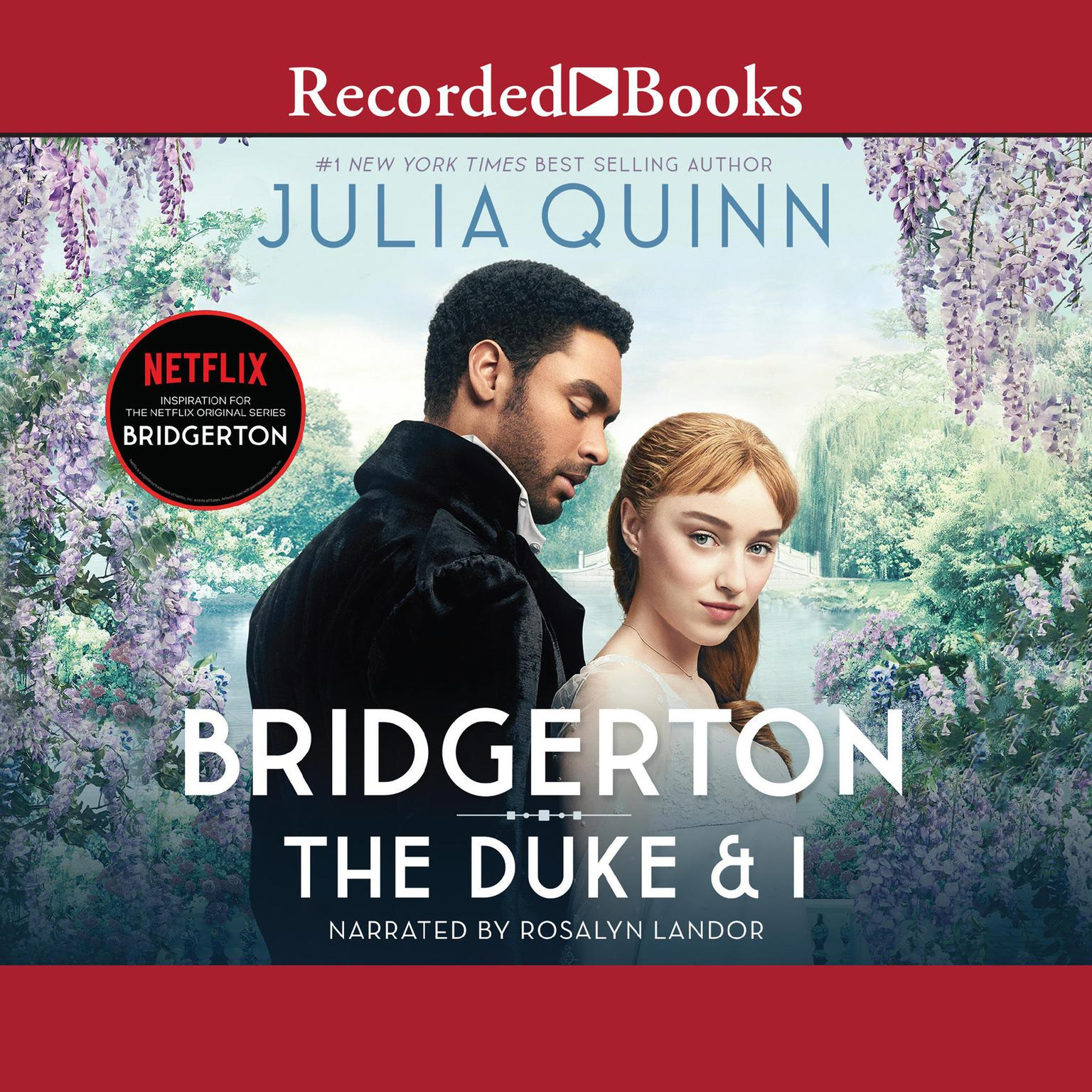 Printable The Duke and I Audiobook Cover Art