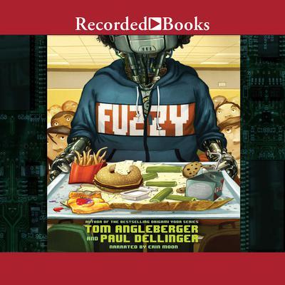 Fuzzy Audiobook, by Tom Angleberger