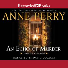 An Echo of Murder Audiobook, by Anne Perry