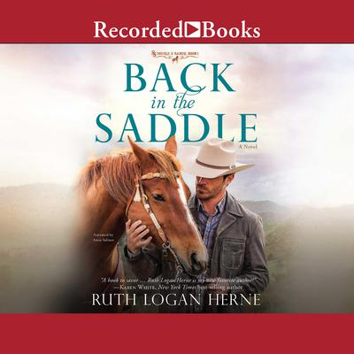 Back in the Saddle Audiobook, by Ruth Logan Herne