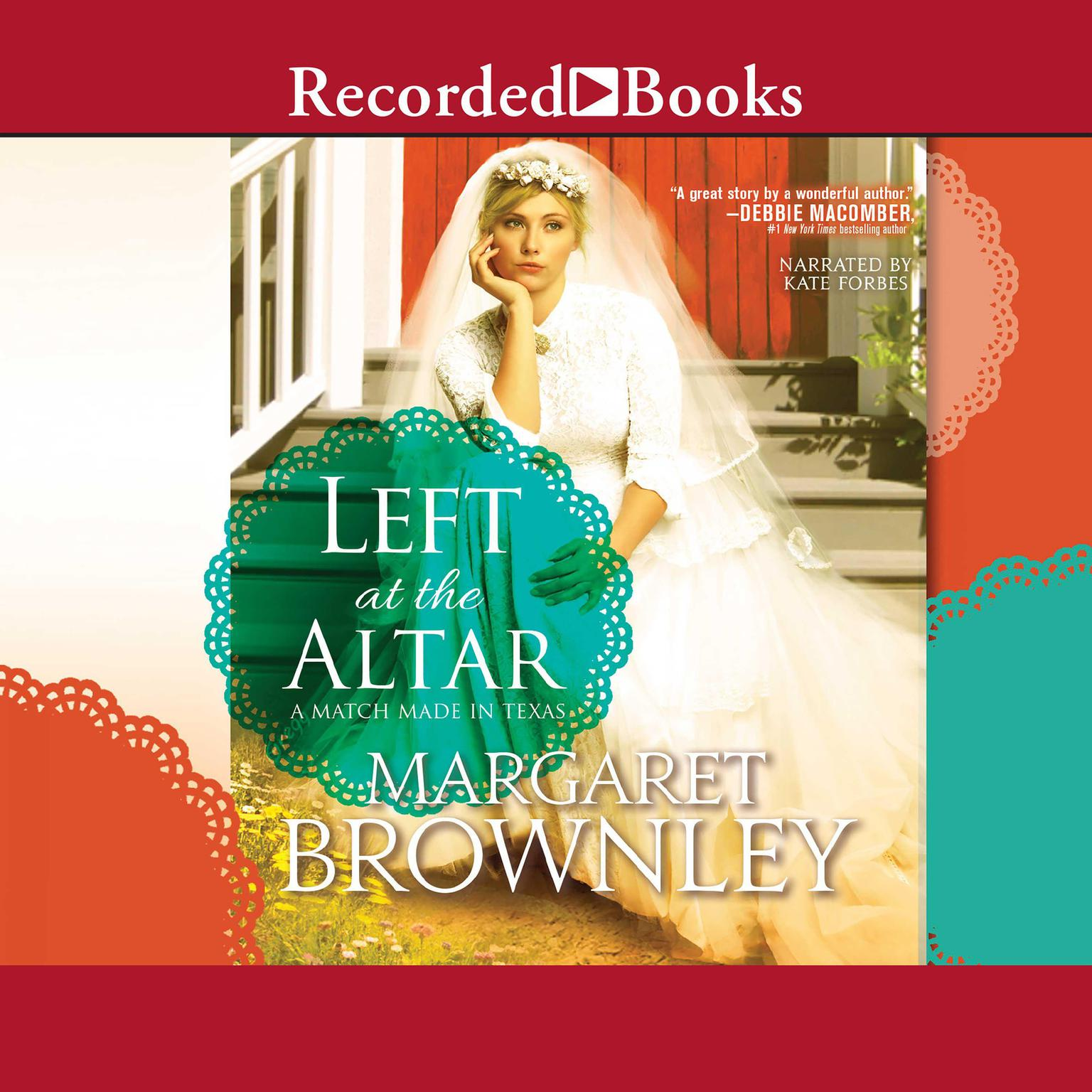 Printable Left at the Altar Audiobook Cover Art