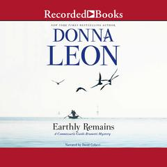 Earthly Remains Audiobook, by Donna Leon