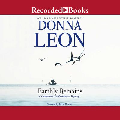 Earthly Remains Audiobook, by