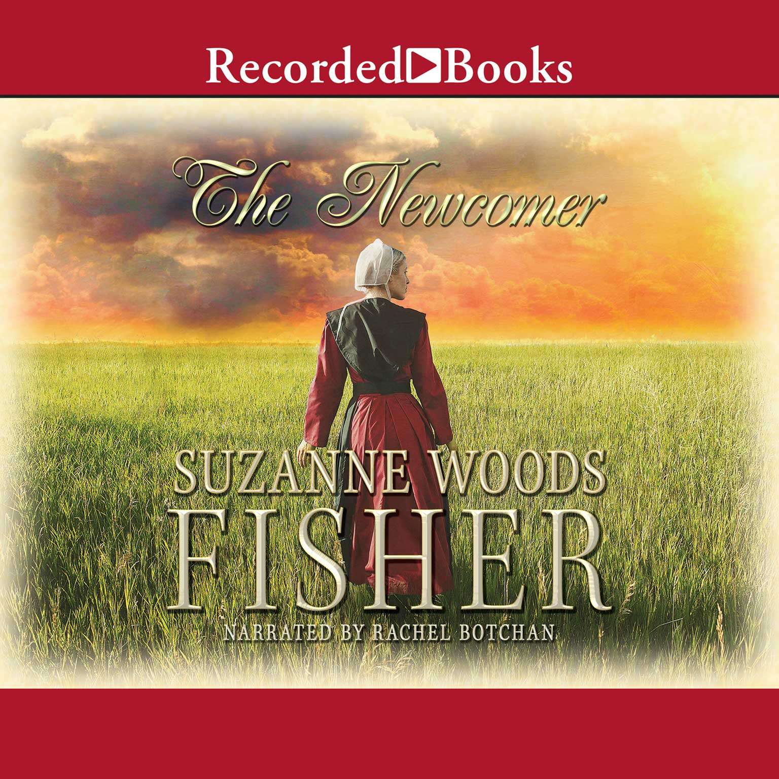 The Newcomer Audiobook, by Suzanne Woods Fisher