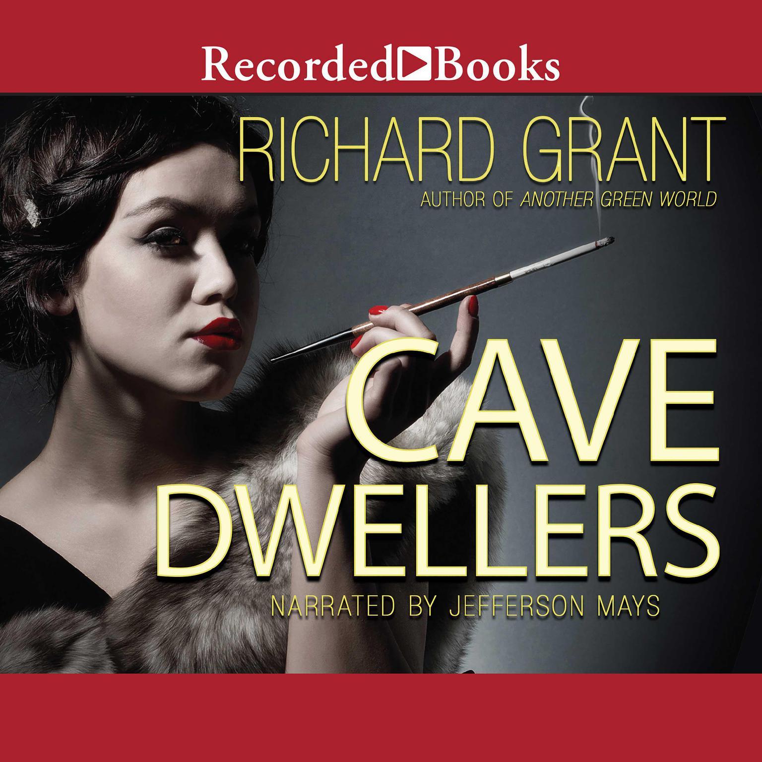 Printable Cave Dwellers: A Novel Audiobook Cover Art