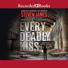 Every Deadly Kiss Audiobook, by Steven James