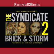 The Syndicate 2 Audiobook, by , Brick, , Storm
