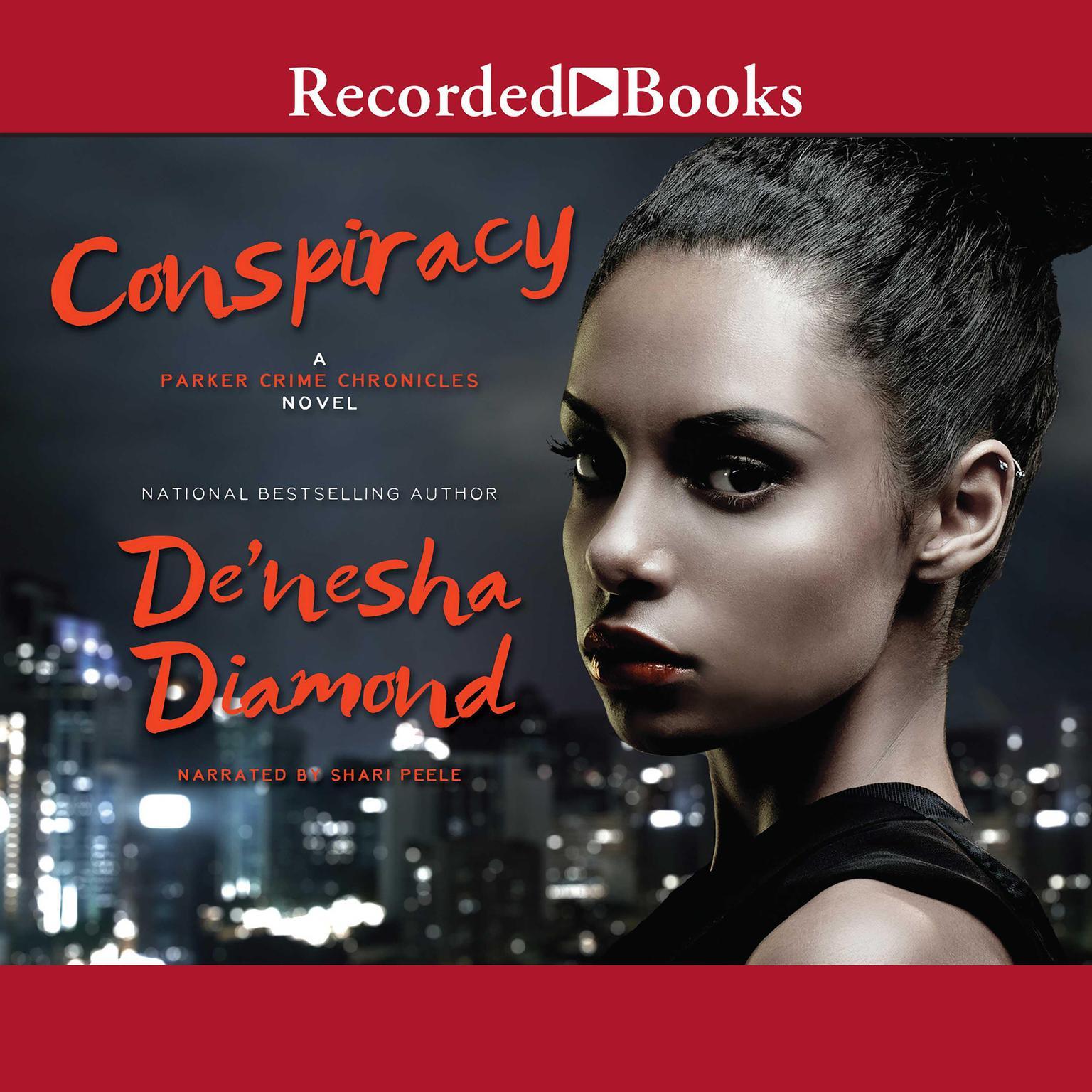 conspiracy audiobook by de nesha diamond