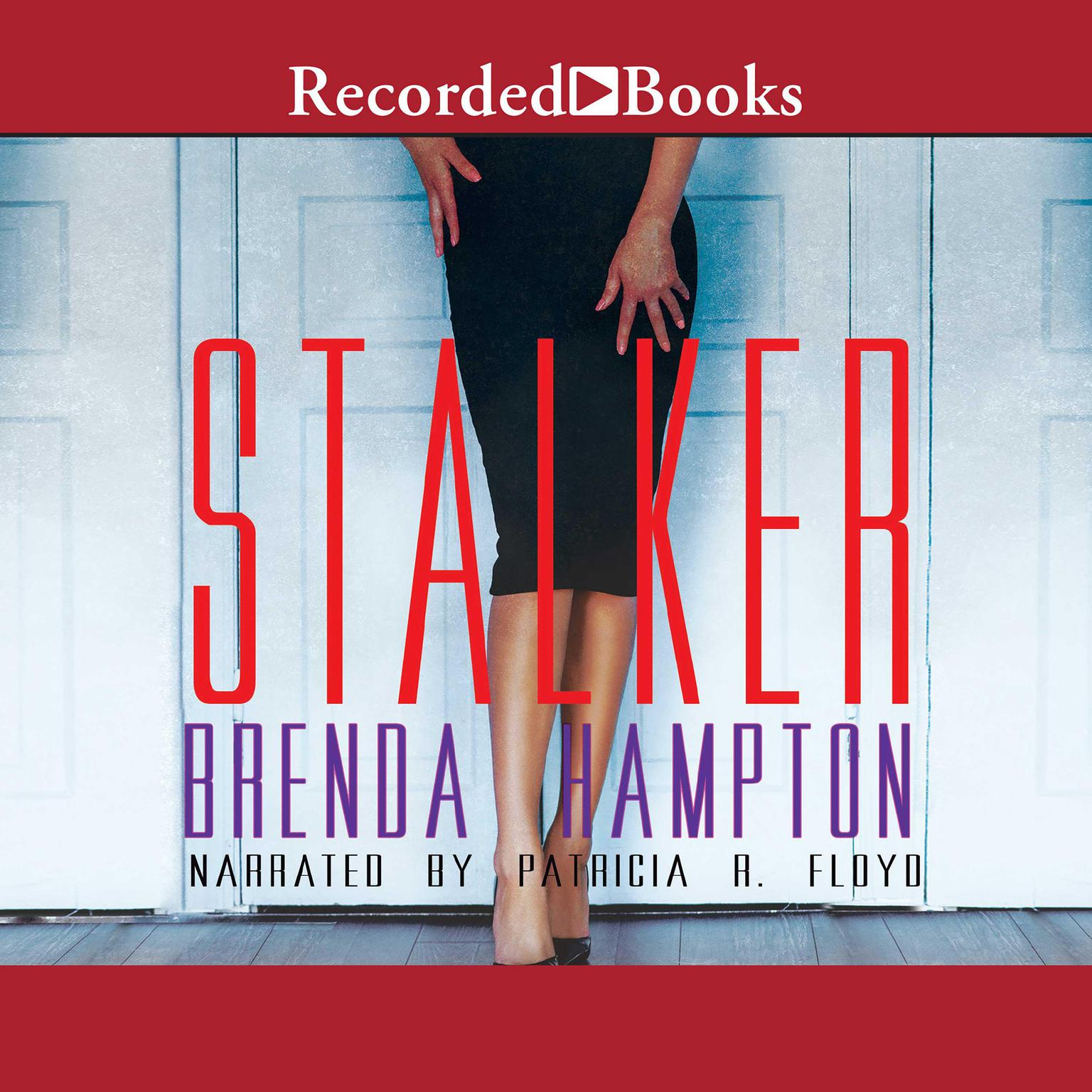 Printable Stalker Audiobook Cover Art