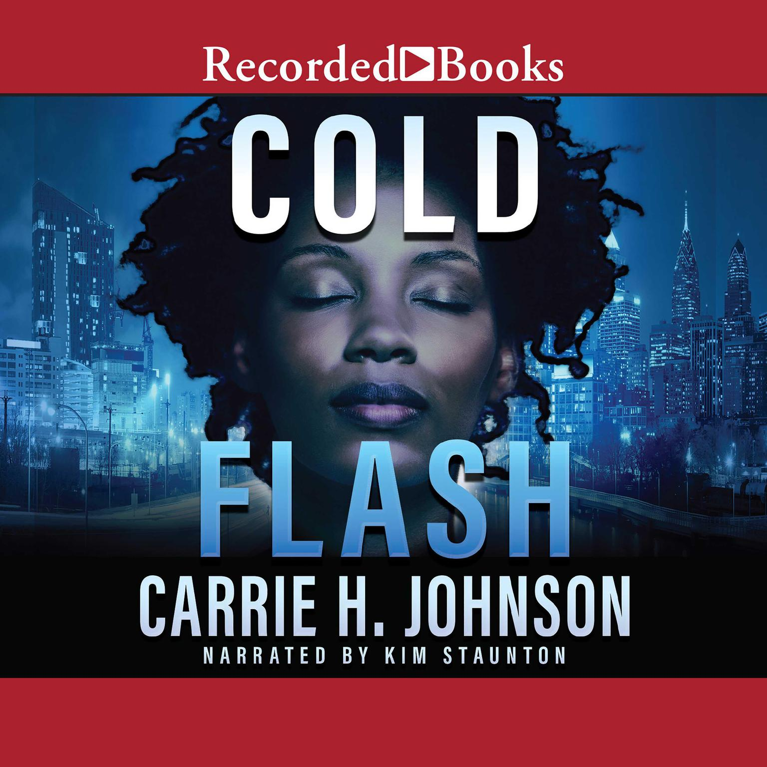 Printable Cold Flash Audiobook Cover Art