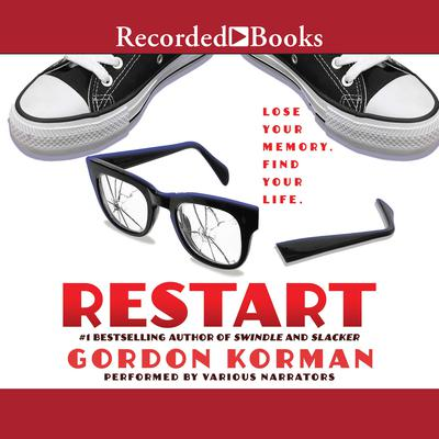 Restart Audiobook, by Gordon Korman