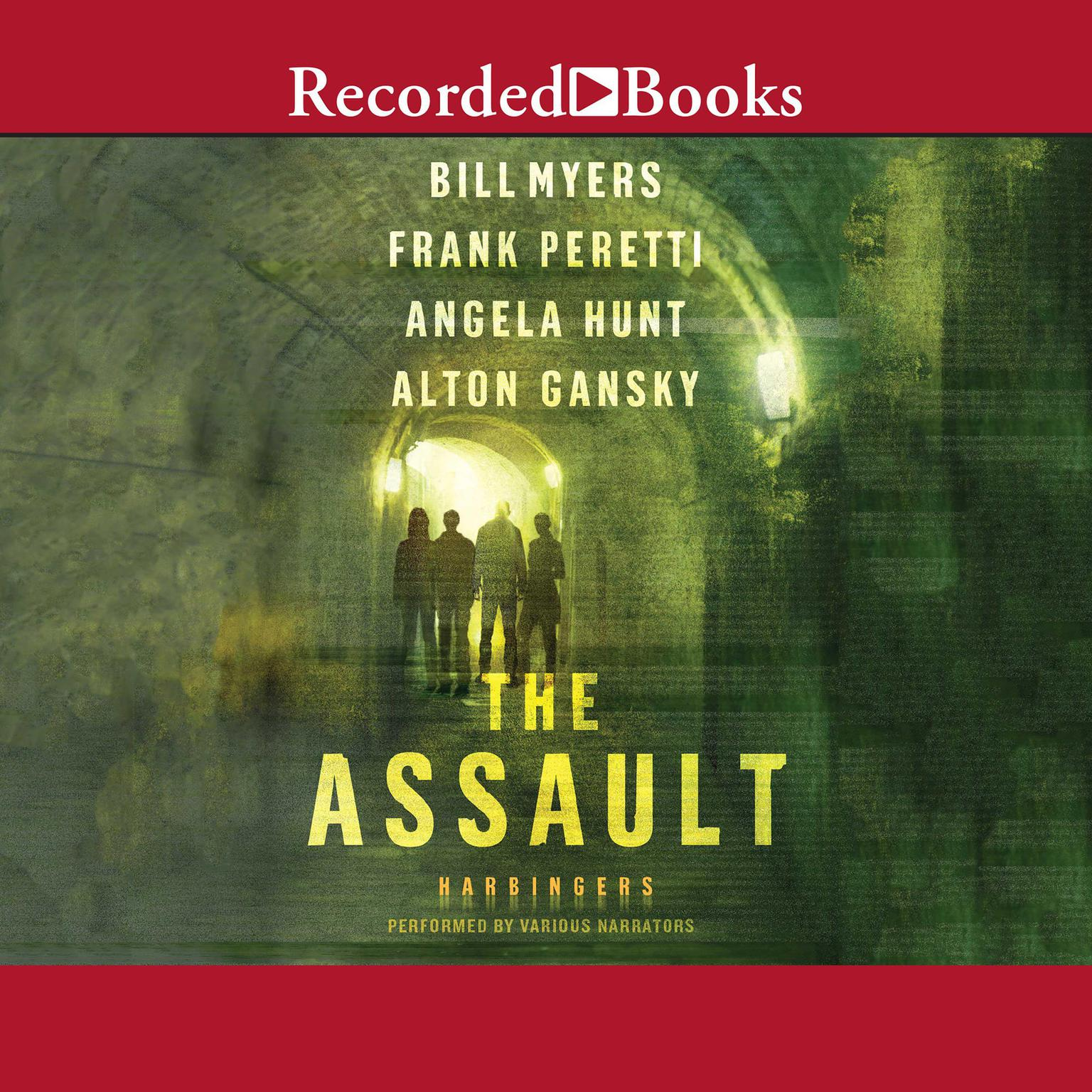 Printable The Assault Audiobook Cover Art