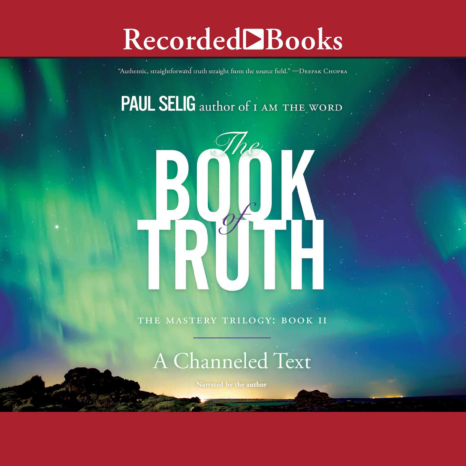 Printable The Book of Truth Audiobook Cover Art