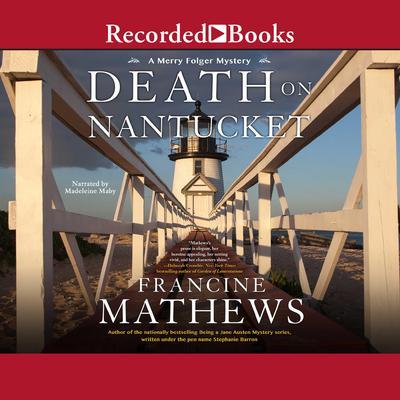 Death on Nantucket Audiobook, by Francine Mathews