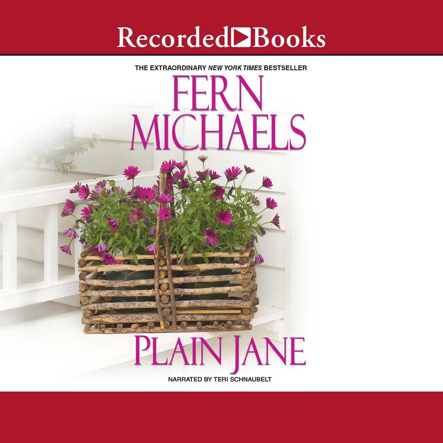 Printable Plain Jane Audiobook Cover Art