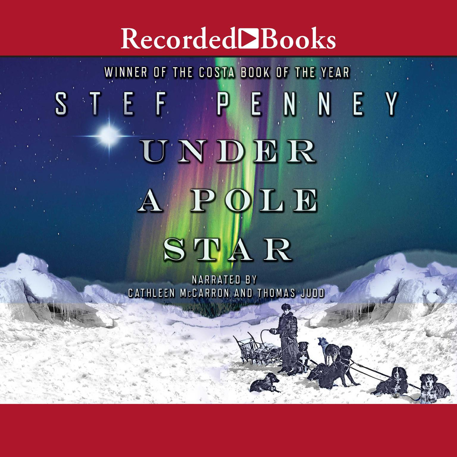 Printable Under a Pole Star Audiobook Cover Art