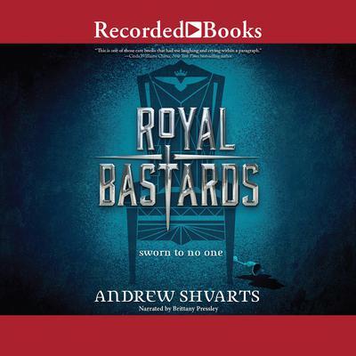 Royal Bastards Audiobook, by Andrew Shvarts