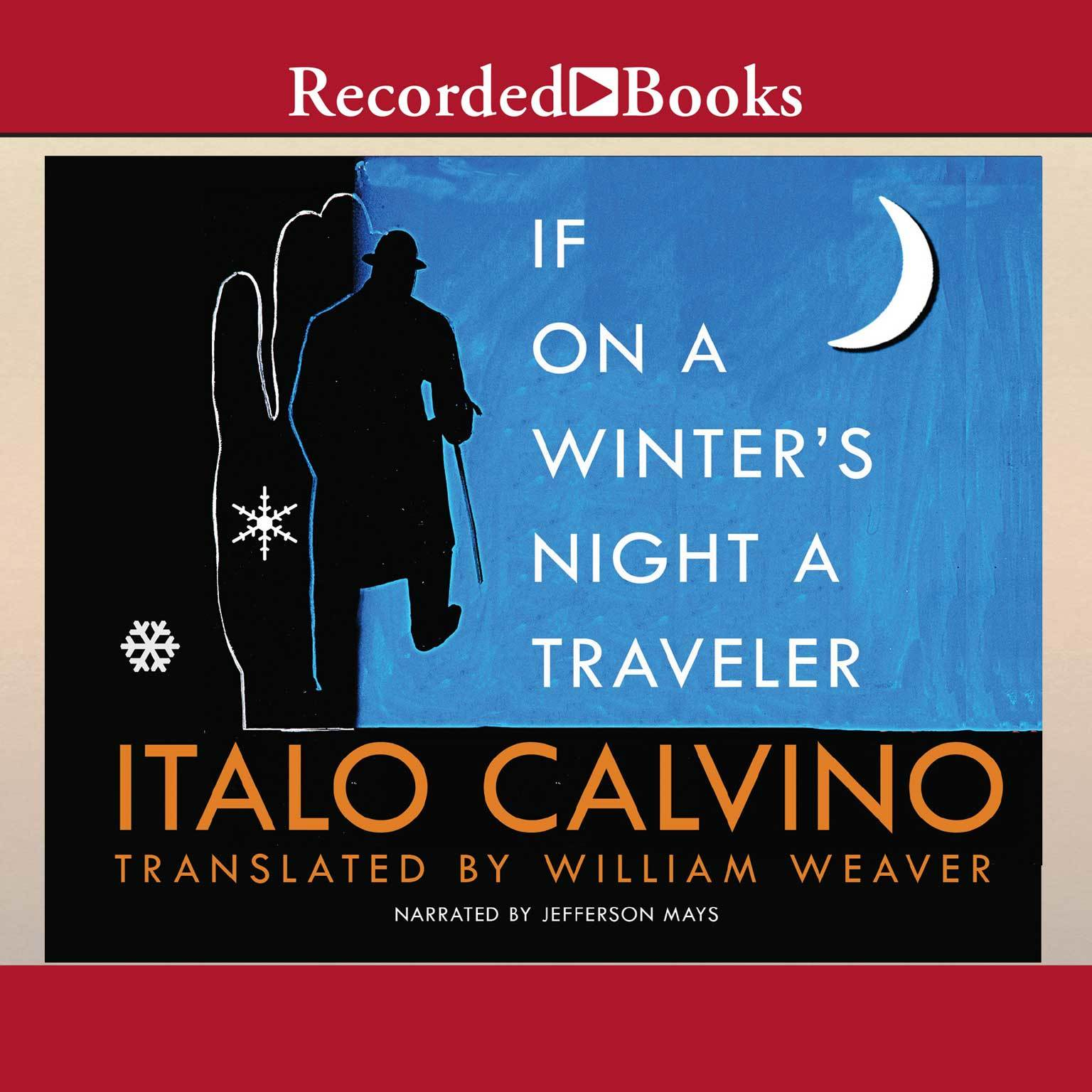 Printable If On a Winter's Night A Traveler Audiobook Cover Art