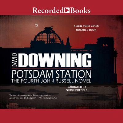 Potsdam Station Audiobook, by David Downing