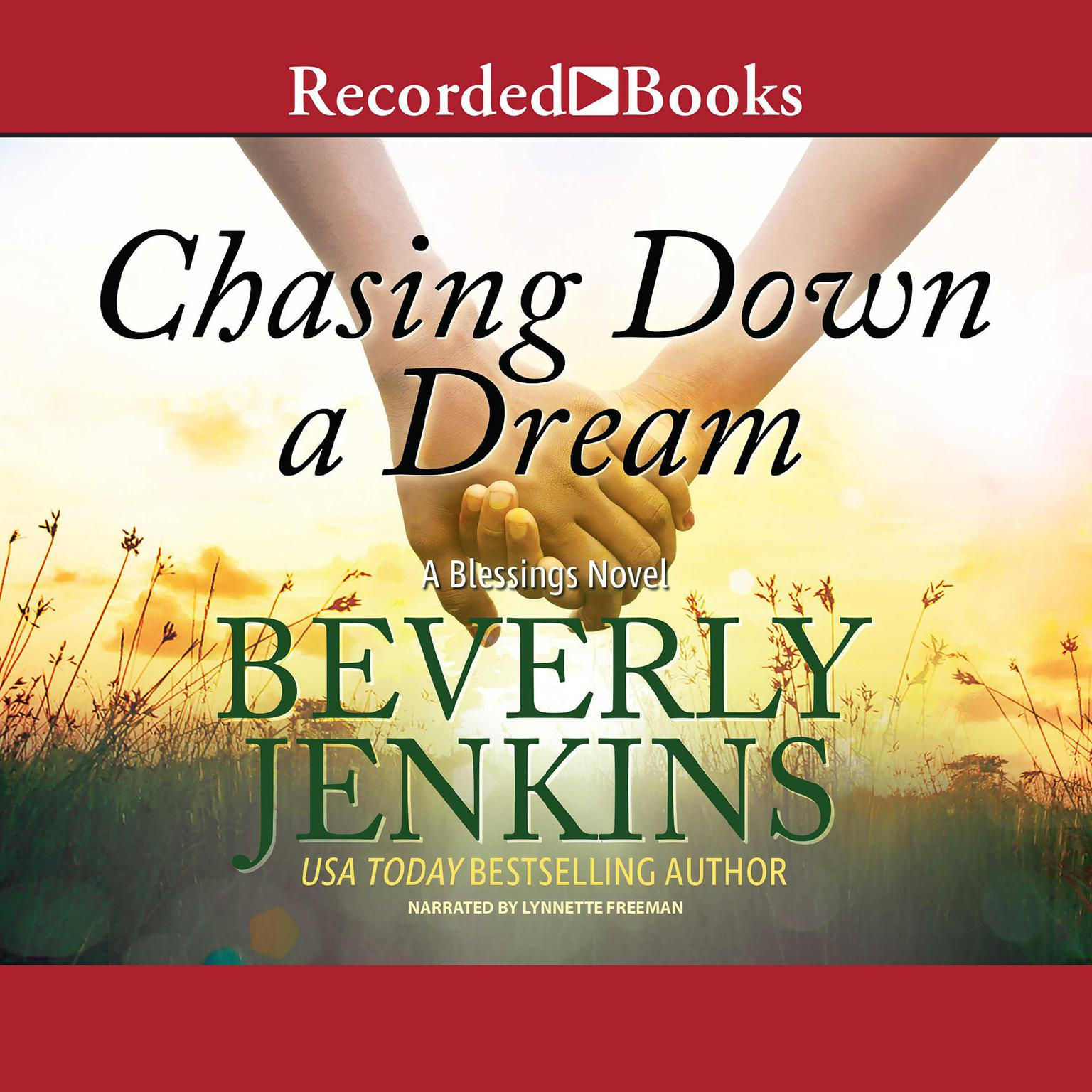 Printable Chasing Down a Dream Audiobook Cover Art