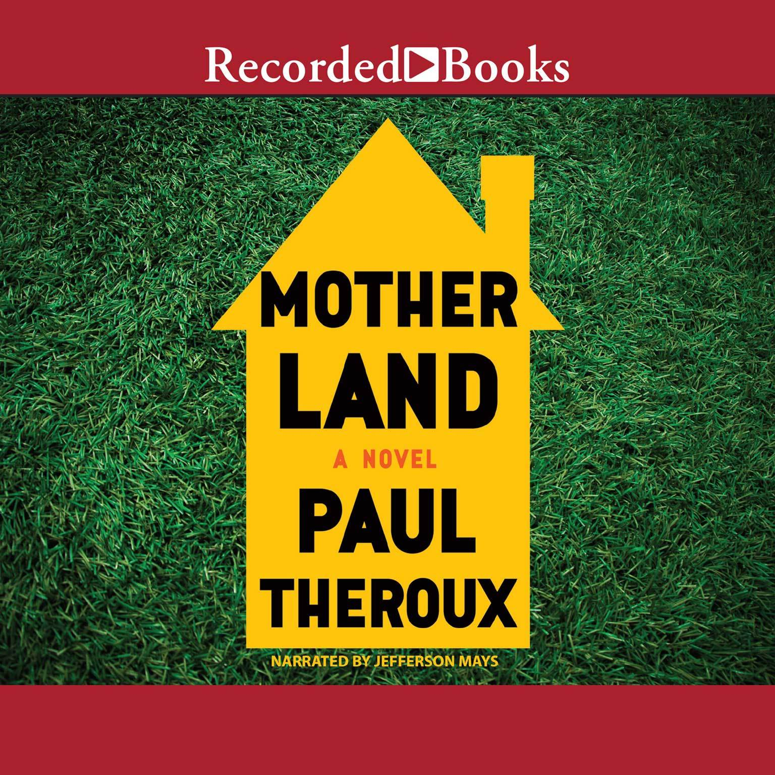 Printable Mother Land Audiobook Cover Art