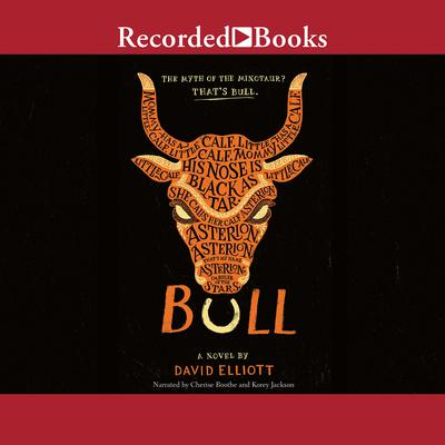 Bull Audiobook, by David Elliott