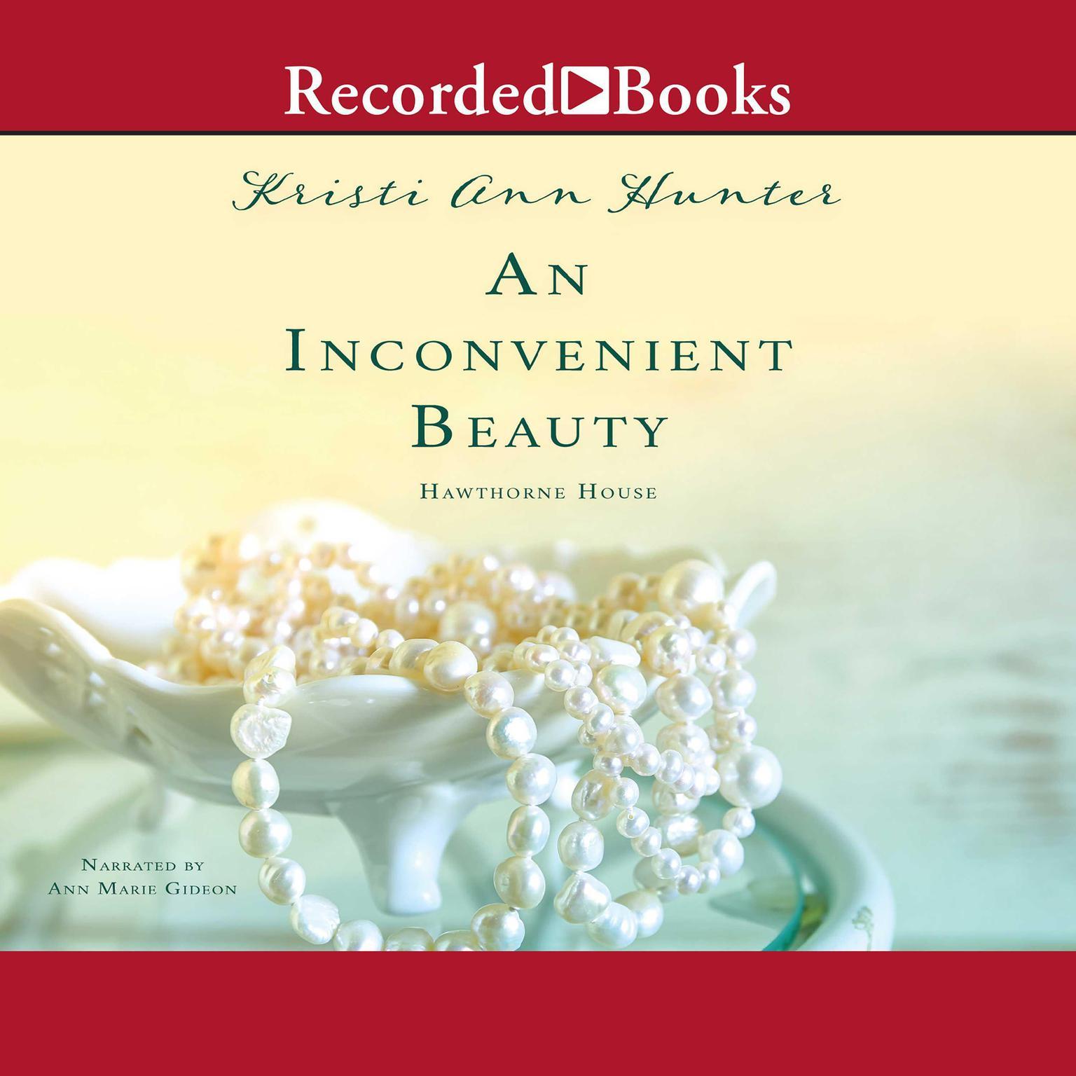 Printable Inconvenient Beauty, An Audiobook Cover Art