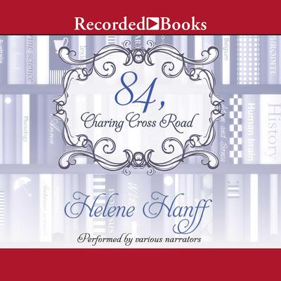 84, Charing Cross Road Audiobook, by Helene Hanff
