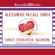 Sweet, Thoughtful Valentine Audiobook, by Alexander McCall Smith