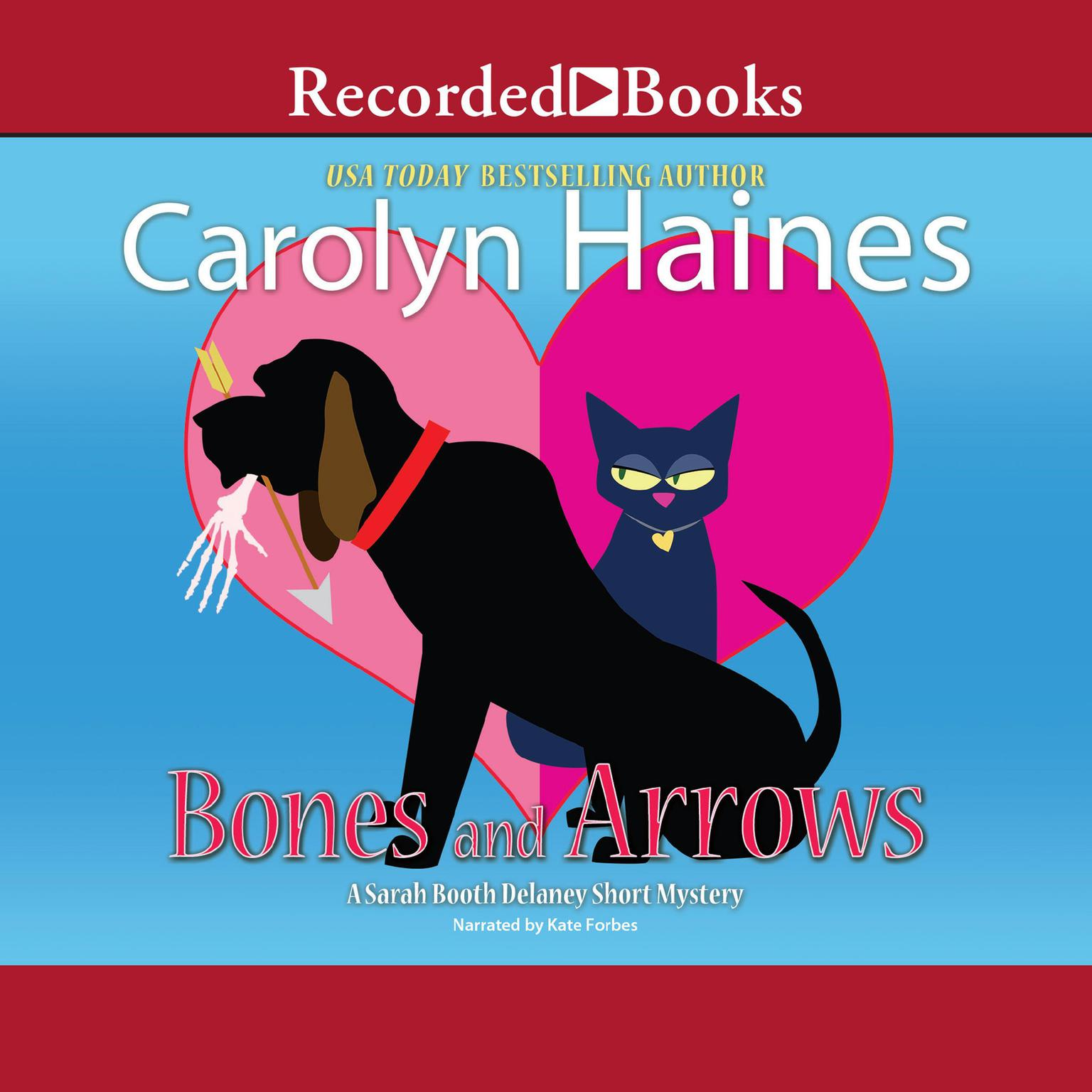 Printable Bones and Arrows: A Sarah Booth Delaney Short Mystery Audiobook Cover Art