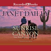 Sunrise Canyon Audiobook, by Janet Dailey