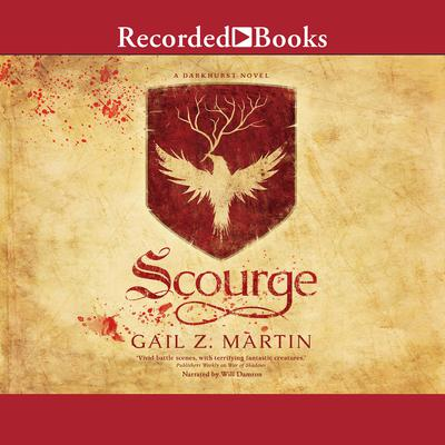 Scourge Audiobook, by Gail Z. Martin