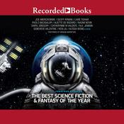 The Best Science Fiction and Fantasy of the Year Volume 11 Audiobook, by Jonathan Strahan