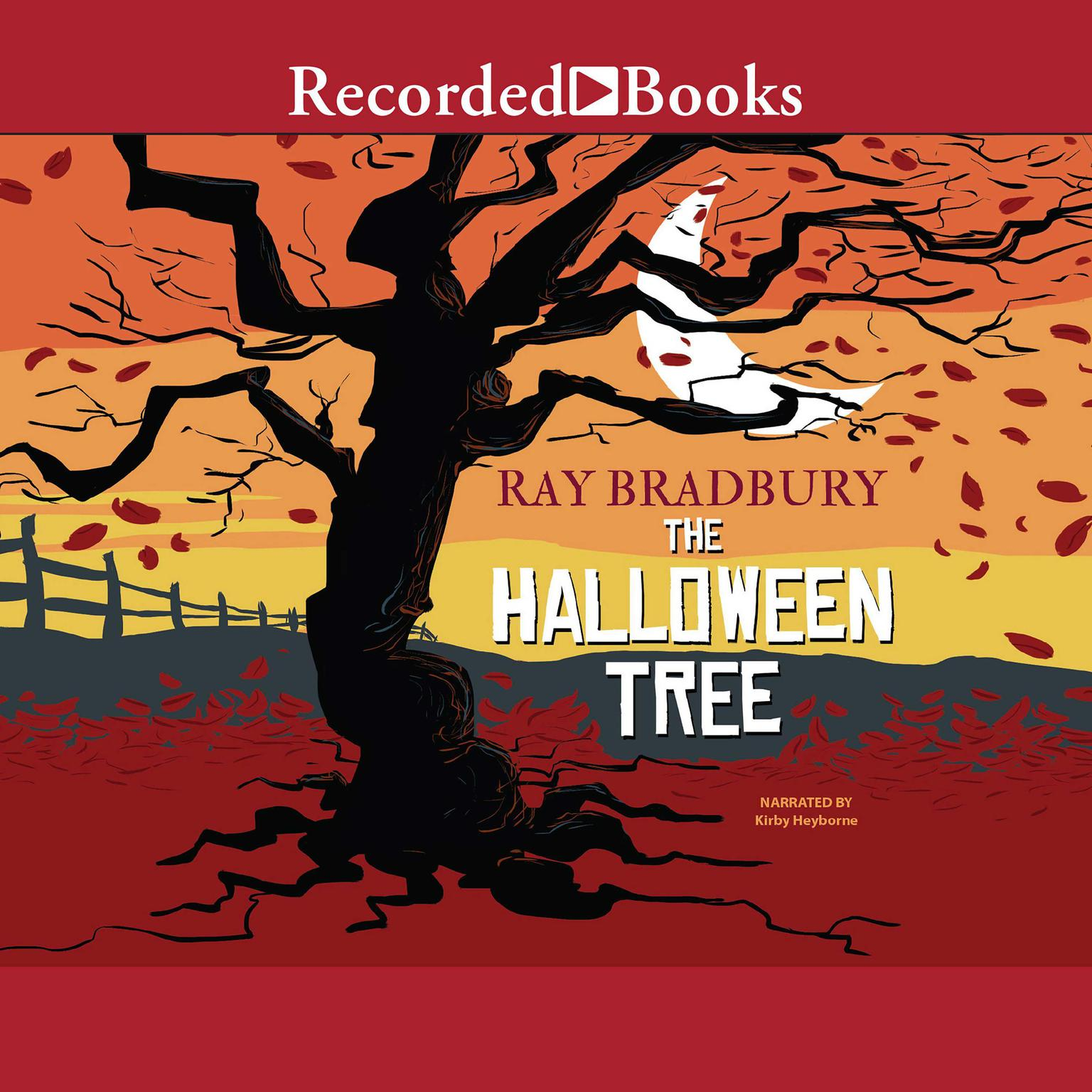 the halloween tree - audiobook | listen instantly!