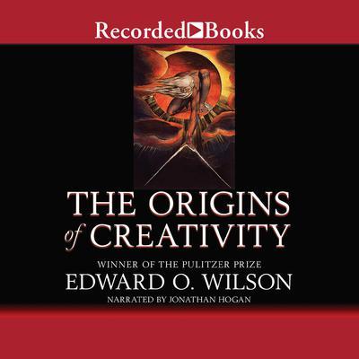 The Origins of Creativity Audiobook, by Edward  O. Wilson