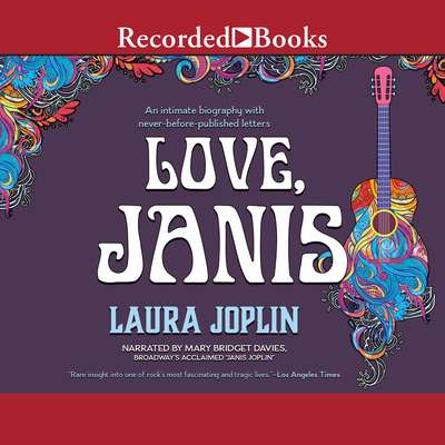 Love, Janis Audiobook, by Laura Joplin