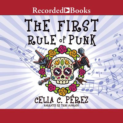 The First Rule of Punk Audiobook, by