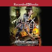 Never Say Die Audiobook, by Anthony Horowitz