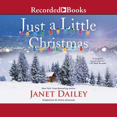 Just a Little Christmas Audiobook, by Janet Dailey