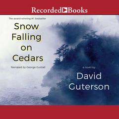 Snow Falling on Cedars Audiobook, by David Guterson
