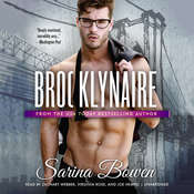 Brooklynaire Audiobook, by Sarina Bowen