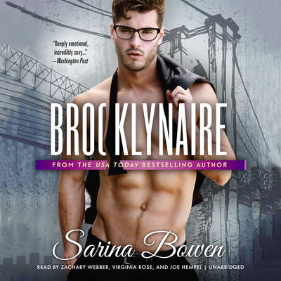 Brooklynaire Audiobook, by